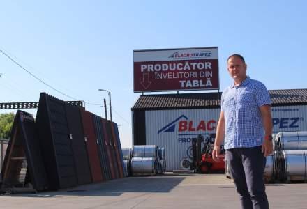 Producatorul polonez de acoperisuri metalice Blachotrapez tinteste un plus de 20% in afaceri, dupa investitii de 800.000 de euro in extinderea capacitatii de productie