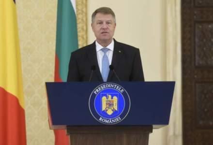 Klaus Iohannis, catre PSD-ALDE: Ati bagat tara in criza fiindca nu ati stiut sa guvernati