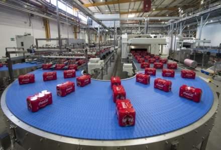 Coca Cola HBC investeste 7 milioane euro in fabrica din Timisoara