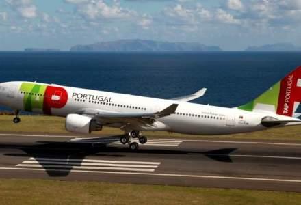 TAP Portugal revine la Bucuresti cu zboruri catre Lisabona incepand din iulie