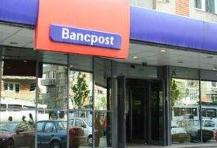 Bancpost isi va majora capitalul cu 92,6 mil. lei