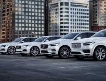 Volvo va vinde doar masini...