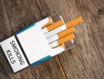 Consumul de tigarete ilegale...