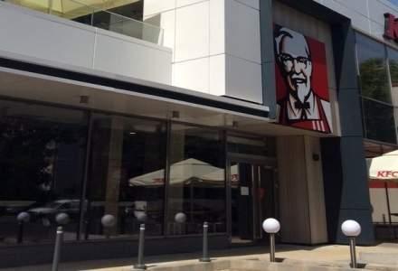 KFC a deschis un nou restaurant in Bucuresti. Investitia depasteste un milion de euro