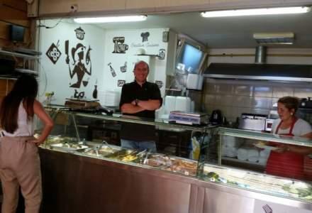 "Reteta unui business ""impinge tava"" in Floreasca, in competitia cu Mega Image si restaurantele high-end"