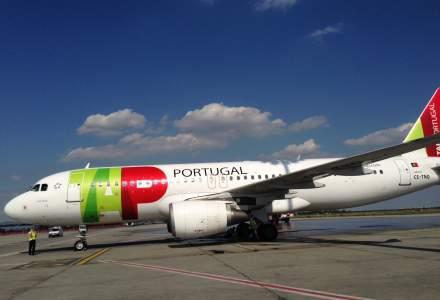 TAP Portugal a reluat zborurile Lisabona-Bucuresti. Anul viitor vrea curse zilnice