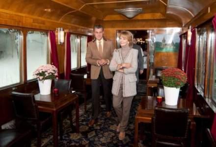 Trenul Regal va circula marti de la Focsani la Onesti. Accesul publicului este liber la toate opririle