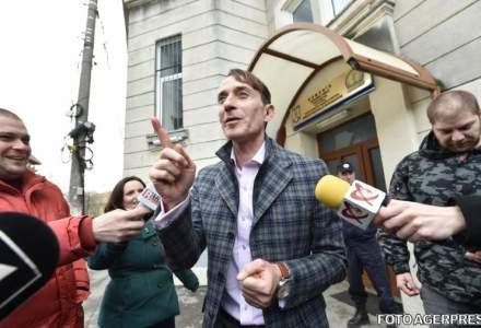 Radu Mazare, condamnat la 4 ani inchisoare cu suspendare in dosarul privind retrocedarea de terenuri