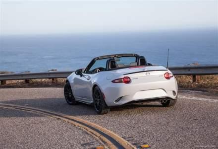 Decapotabila Mazda, modelul care a avut a doua cea mai mare crestere din gama japoneza