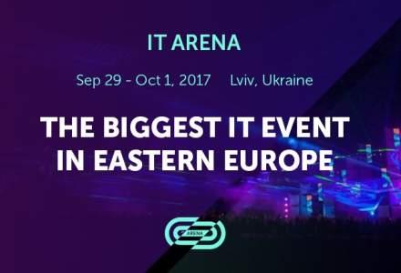 (P) IT ARENA - Cel mai mare eveniment IT din Europa de Est