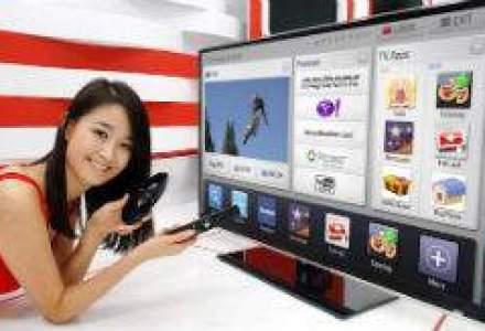 LG ar putea lansa primul Google TV in ianuarie