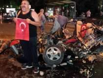 Turcia comemoreaza un an de...
