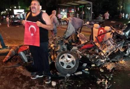 Turcia comemoreaza un an de la puciul inabusit de Recep Tayyip Erdogan