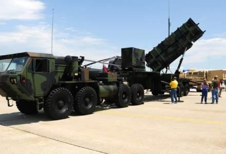 Klaus Iohannis, despre rachetele Patriot: Le luam pentru a avea o armata dotata mai bine si pentru a garanta securitatea