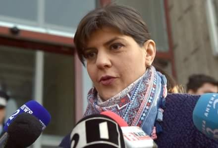 Laura Codruta Kovesi, despre inregistrarile cu ea, ajunse in spatiul public: Sunt prelucrate, nu respecta cronologia sedintei