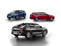 Hyundai prezinta i30 Fastback...