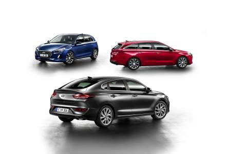 Hyundai prezinta i30 Fastback si i30 N 275 CP