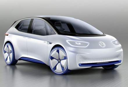 Tesla Model 3 va avea inca un rival de temut in 2020: Volkswagen ID ar putea costa circa 24.000 de euro
