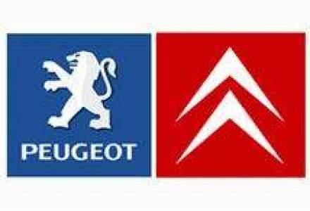 Peugeot-Citroen da afara 6.000 de oameni in Europa