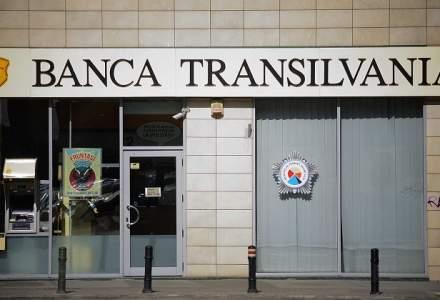 Banca Transilvania si-a majorat capitalul social cu 695 milioane lei