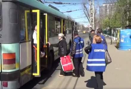 Tichetul unic de transport in Bucuresti va fi introdus din toamna