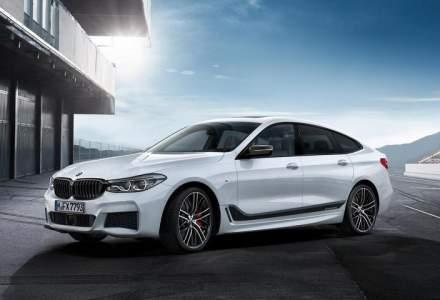 BMW Seria 6 Gran Turismo primeste un set de componente M Performance