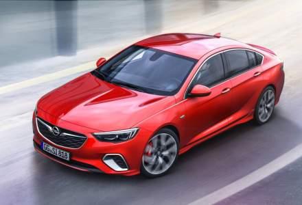Opel lanseaza anul acesta Insignia GSi 260 CP