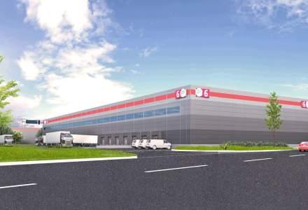Transportatorul E van Wijk a inchiriat peste 10.000 mp in proiectul logistic P3 Bucharest: suprafata contractata, 75% din dimensiunea totala a depozitului