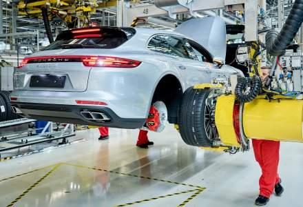 Productia de serie a noului Panamera Sport Turismo a inceput la fabrica Porsche din Leipzig