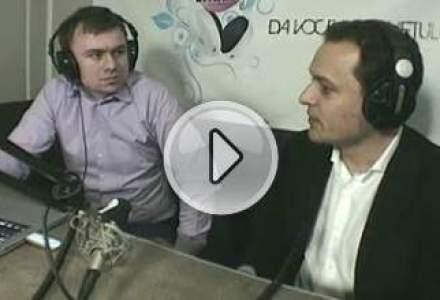 Marius Ghenea invitat in emisiunea Start-Up Wall-Street, de la Radio Lynx