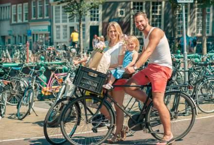 Top 10 orase din lume prietenoase cu biciclistii. Bucurestiul, de 3 ani, este blocat la studiile de fezabilitate