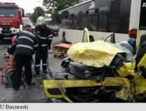 Accident mortal in Bucuresti....