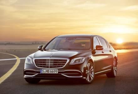 Mercedes-Benz da startul vanzarilor pentru noua Clasa S