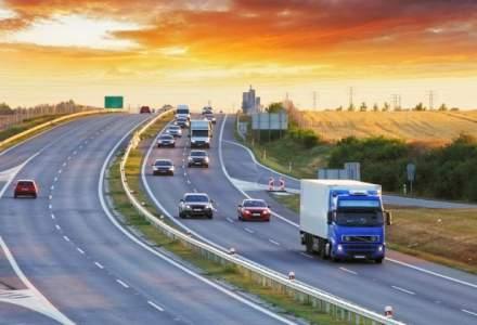 CNAIR a anuntat restrictii de circulatie pe doua sectoare din Autostrada Soarelui pana in 15 august