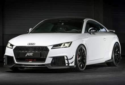 Noul Audi TT RS-R de la ABT arata spectaculos si ofera 500 de cai putere