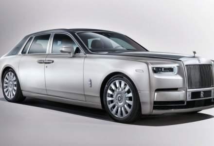 Cea mai luxoasa masina din lume, prezentata oficial: noua generatie Rolls Royce Phantom VIII