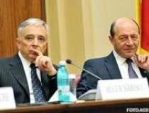 Basescu si Isarescu se...