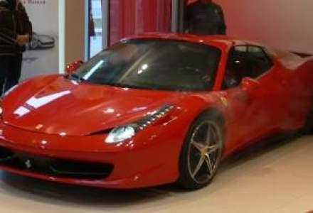 Criza din auto nu afecteaza Ferrari. Livrarile cresc in 2012