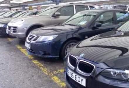 Piata auto din Romania a scazut in primele zece luni cu 7,3%