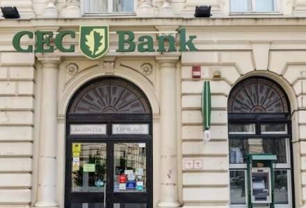 CEC Bank duce dobanda la creditele pentru Start-Up Nation cu 1 punct procentual sub maximul cerut de minister