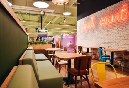 Kaufland Romania isi deschide Food Court si inaugureaza un nou concept de open mall pentru galeriile comerciale