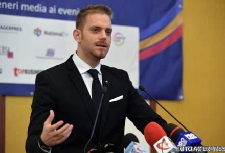 Ministerul pentru Mediul de Afaceri a semnat conventii cu trei banci pentru Start-Up Nation