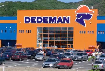 Dedeman pariaza peste 16 mil. euro pe relocarea unui fost magazin din Iasi si deschide un nou spatiu comercial in oras