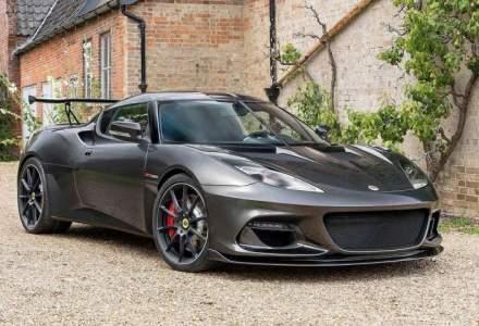 Noul Evora GT430 este cel mai usor si mai puternic Lotus construit vreodata