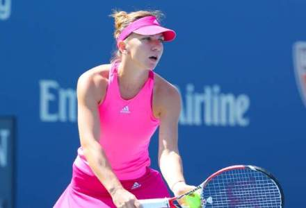 Simona Halep a abandonat meciul din sferturile turneului de la Washington, urmeaza un meci in turul secund al Rogers Cup