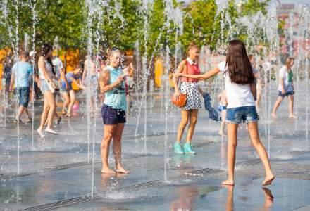 Mai multe tari europene sunt vizate de canicula extrema, cu temperaturi ce ajung la 44 de grade Celsius