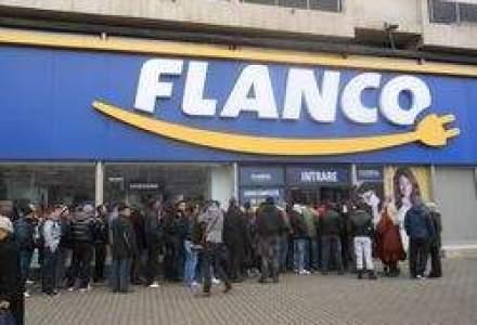 Flanco a avut vanzari de 6,8 milioane de euro cu ocazia Black Friday
