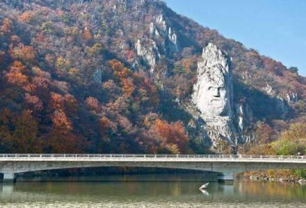 Incendiu puternic in Svinita, Defileul Cazanele Dunarii