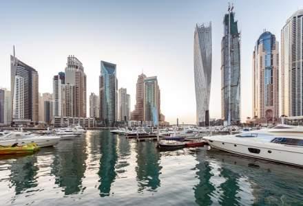 Incendiu intr-un zgarie-nori cu 86 de etaje din Dubai