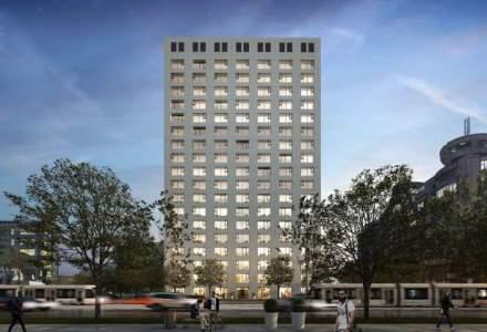 Softistii de la NTT Data inchiriaza 4.000 de metri patrati in proiectul de birouri Unirii View: belgianul Yves Weerts semneaza primul contract de inchiriere, pentru 25% din suprafata proiectului